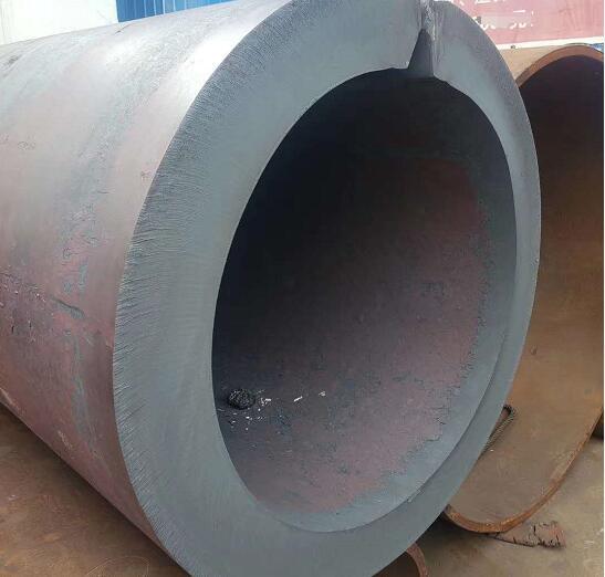 16Mn钢板焊接卷管